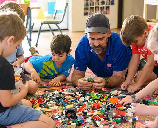 Chinderah-Offspring-Preschool-playing-lego